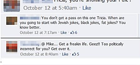 Tricia Macke Full Homophobic rant