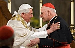 Cardinal Francis George Homophobe