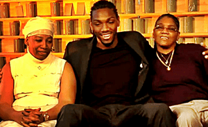 Kenneth Faried, gay moms