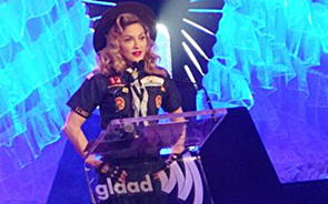Madonna GLAAD Awards