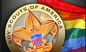 Gay Boy Scouts