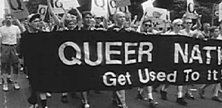 Queer Nation 1990