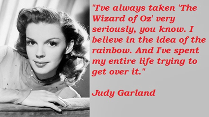Today In Gay Judy Garland Born