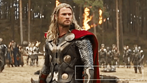 Chris Hemsworth Thor The Dark World