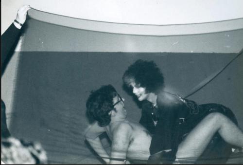 Dori Hartley and Will Kohler RHPS - 8th Street Playhouse Floorshow. NYC NY