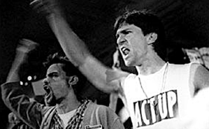 Act Up 1987 Protest