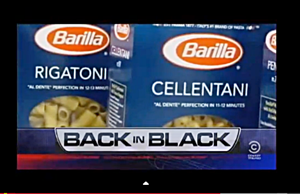 Lewis Black Barilla