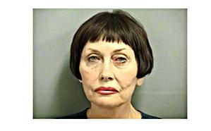 Ayn Rand played by Bosid karloff