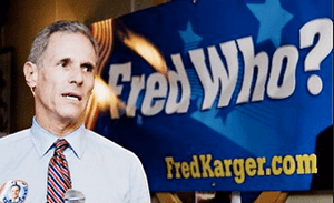 Fred Karger GOP asshole
