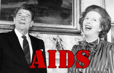 Thatcher Reagan