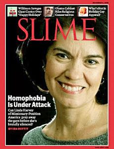 Linda Harvey slime