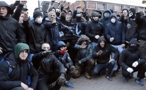 Ukraine Neo Nazis Attack LGBT Festival