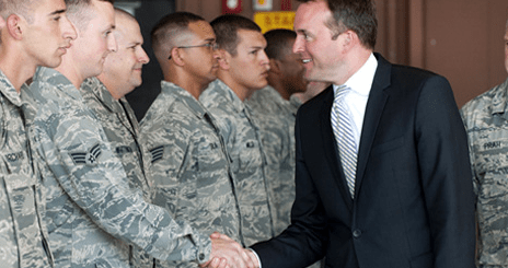 Senate Armed Services Committee Advances Eric Fanning as First Gay Army Secretary