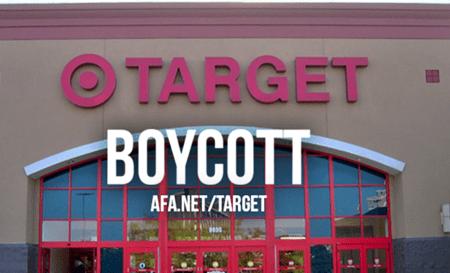 AFA Boycotts Target