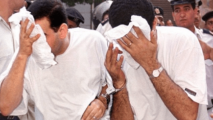 Giza Court Sentences 11 Men To 12 Years In Prison For Homosexual Acts and Debauchery