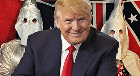 Virginia KKK Endorses Trump again