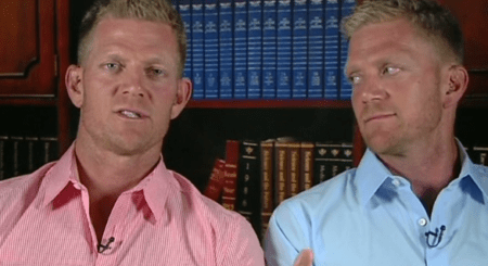 Benham Bros: Trans People Peeing Is Like the Joker in The Dark Knight – Both Cause Chaos