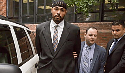 NYC Chelsea Dallas BBQ Gay Chair-Basher Bayna Lekheim El-Amin  Found Guilty Of Assault