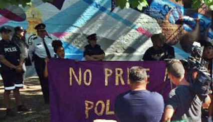 Black Lives Matters Crashes Toronto LGBT Dedication, Drops Out Of San Francisco Pride March