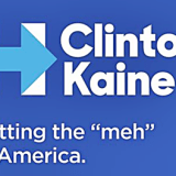 "Sen. Tim Kaine Named As Hillary Clinton's VP - Make America ""Meh"" Again."