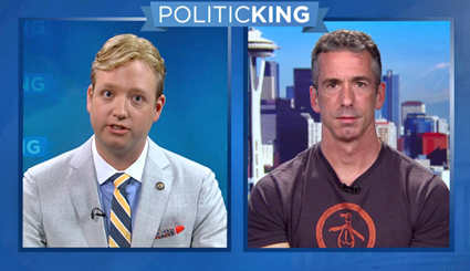 Dan Savage Bitcslaps Log Cabin Republicans