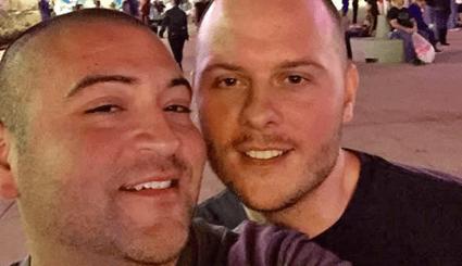 Jesus Retana Gay Officer Shot At Black Lives Matters Protest