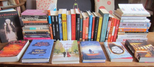 Secondhand books - Sept 23