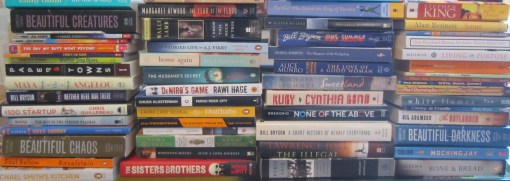 Secondhand Books - May 29