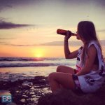 sunset beer montanita ecuador backpacker 2 150x150 A Swell Time