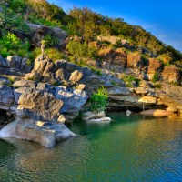 Pedernales Falls State Park, Texas