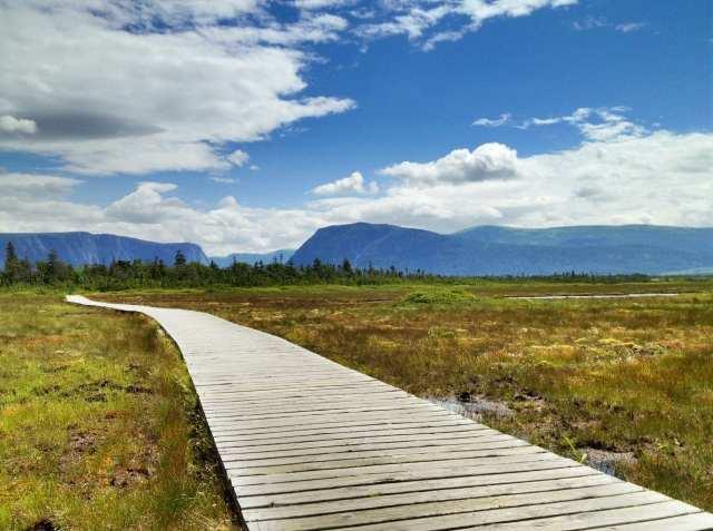 Western Brook Gros Morne Hike