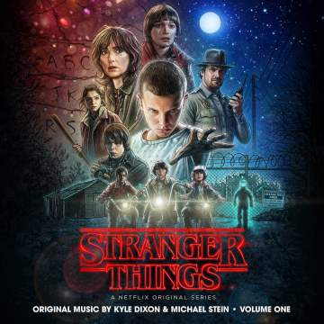 Stranger Things, Vol. 1 (A Netflix Original Series Soundtra