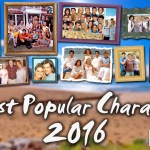 Most Popular Character 2016