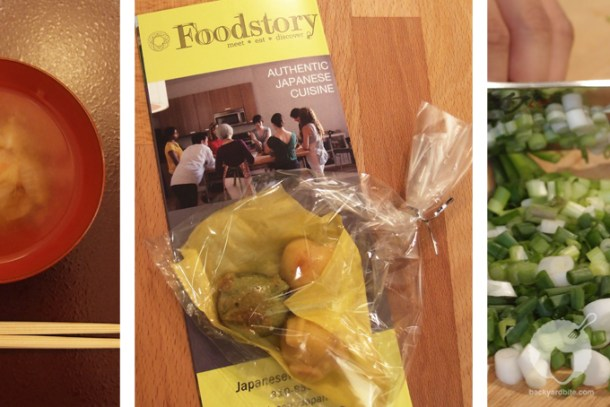 Foodstory: Authentic Japanese Cooking