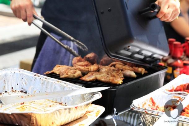 Sprint Street SmokeHouse BBQ