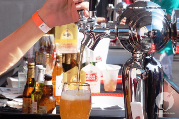 Stella Artois at the 8th Annual LA Wine Festival