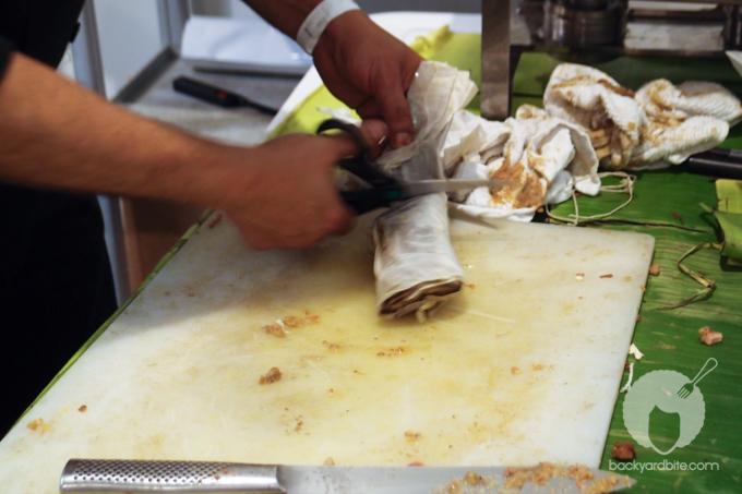 Pasteles from Old San Juan!