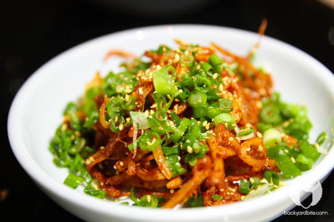 $3 Spicy Dried Squid