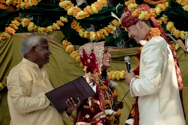 hindu vows