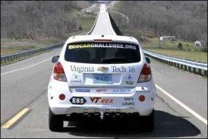 Virginia Tech smart car