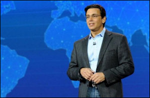 Ford Motor Co. CEO Mark Fields -- now pushing mobility as a service.