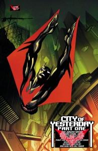 Batman Beyond #8, anteprima 01