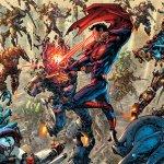 La Trinità DC Comics nelle variant cover componibili di Kim Jung Gi