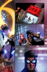 New Avengers #5, anteprima 02