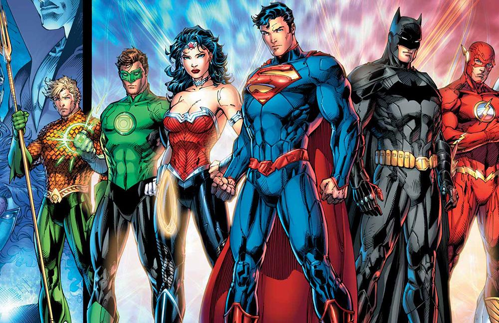 2 - Justice League