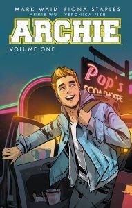 Archie, Volume 1, copertina di Fiona Staples
