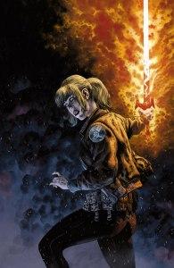B.P.R.D. #140, copertina di Duncan Fegredo