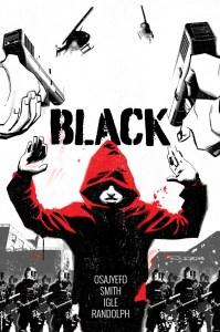 Black, copertina di Khary Randolph