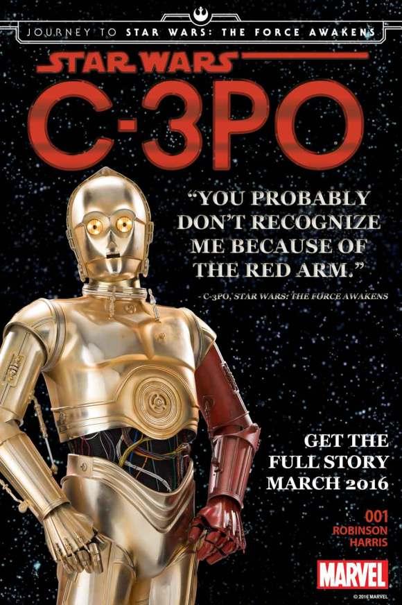 C-3PO teaser
