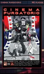 Cinema Purgatorio Pledge Poster